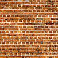Red Brick Wall Texture by Antony McAulay