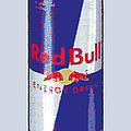 Red Bull Ode To Andy Warhol by Tony Rubino