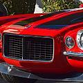 Red Camaro by Dean Ferreira