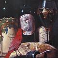 Red Cardinal Red Wine Sin by Takayuki Harada
