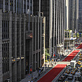 Red Carpet On 6th Ave by Zbigniew Krol