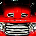Red Cheeks Ford by Kathy Barney