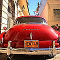 Red Chevrolet by Deborah Benbrook
