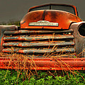 Red Chevy by Thomas Young