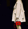 Red Clutch by Alice Gipson