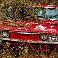 Red Corvair by Dave Bosse