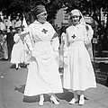 Red Cross Parade, 1918 by Granger