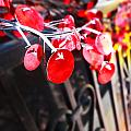 Red Decorations by Korynn Neil