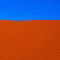 Red Desert Blue Sky by David Lee Thompson