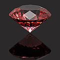Red Diamond Ruby by Borislav Marinic