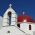 Red Dome Church 2 by Mel Steinhauer