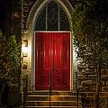 Red Door by Dale Powell
