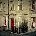Red Door by Danielle Mattson