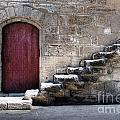 Red Door by Tammo Strijker