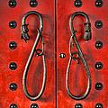 Red Doors by Heather Applegate
