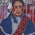 Red Eagle by Debora Baxter Jackson