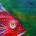 Red Fish by Nancy Merkle