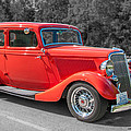 Red Ford 3d21740 by Guy Whiteley