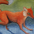 Red Fox by Reb Frost