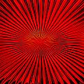 Red Glass Abstract 4 by John Brueske