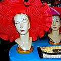 Red Hats by Ed Weidman