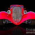 Red Hot Rod by Jerry Fornarotto