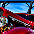 Red Hot Rod by Olivier Le Queinec