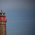 Red Lighthouse by Ralf Kaiser
