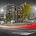 Red Lights Sydney Nights by Az Jackson