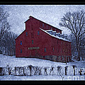 Red Mill Antique Barn by John Stephens