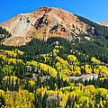 Red Mountain by Gary Benson