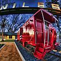 Red Niles by Blake Richards
