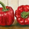 Red Pepper by Sarah Lynch