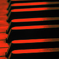 Red Piano by Steve Ball
