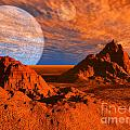 Red Planet by Alan Russo