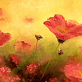 Red Poppies by Jan Matson