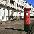 Red Postbox by Christopher Rees