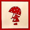 Red Rain Girl by Jerry Jarrett