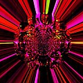 Red Ray by JoNeL Art