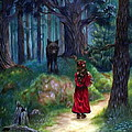 Red Riding Hood by Heather Calderon