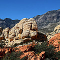 Red Rock Canyon 2 by Chris Brannen