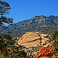 Red Rock Canyon 4 by Chris Brannen