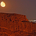 Red Rock Moon by Emily Clingman