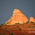 Red Rock Rising by Susan Herber