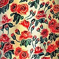 Red Roses by Dimitra Papageorgiou