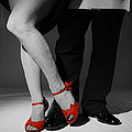 Red Shoes by Doug Walker