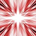 Red Silk Star by Steve Ball