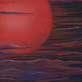 Red Sky A Night by Michelle Joseph-Long