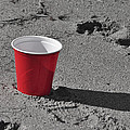 Red Solo Cup by Trish Tritz