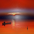 Red Sun by Scott Mendell